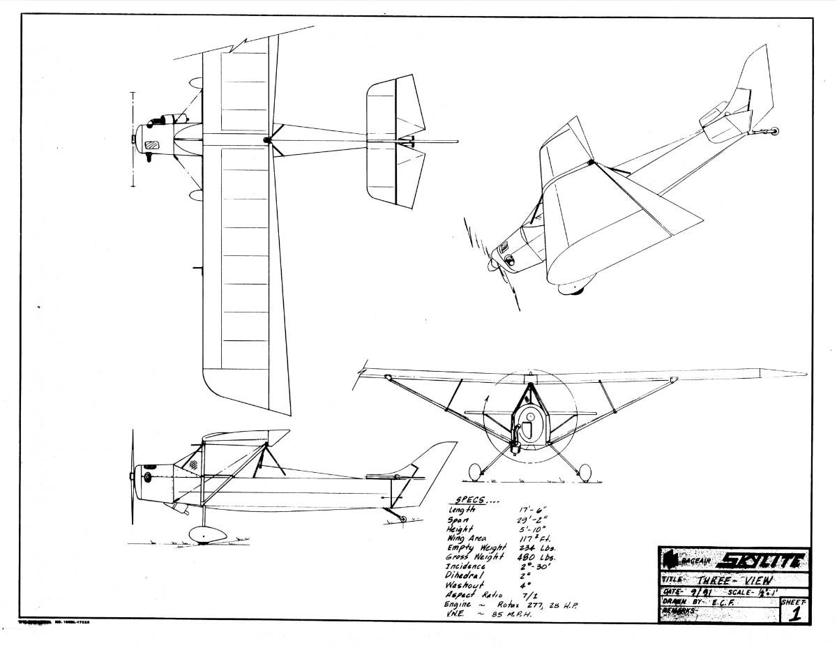 Cloudbase Aviation Aircraft Designs Forum